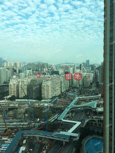 Sorrento Phase 2 Block 2   3 bedroom Mid Floor Flat for Rent 1 Austin Road West   Yau Tsim Mong Hong Kong Rental   HK$ 45,000/ month
