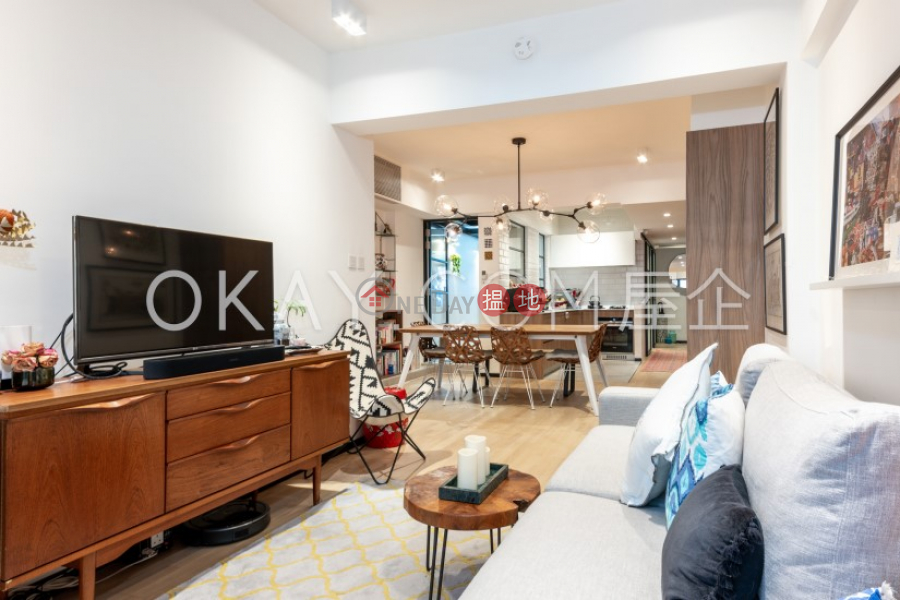 Nicely kept 2 bedroom in Sai Ying Pun | For Sale | Sze Yap Building 四邑大廈 Sales Listings