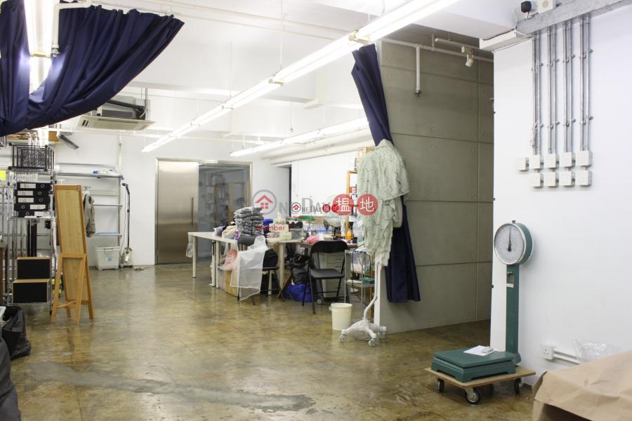 福強工業大廈高層|07單位工業大廈出售樓盤HK$ 680萬
