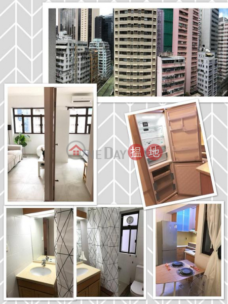 Flat for Rent in Fortune Building, Wan Chai, 150-158 Lockhart Road | Wan Chai District Hong Kong Rental | HK$ 18,600/ month