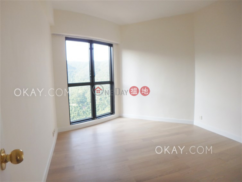 Luxurious 3 bed on high floor with balcony & parking | Rental | Pacific View 浪琴園 Rental Listings