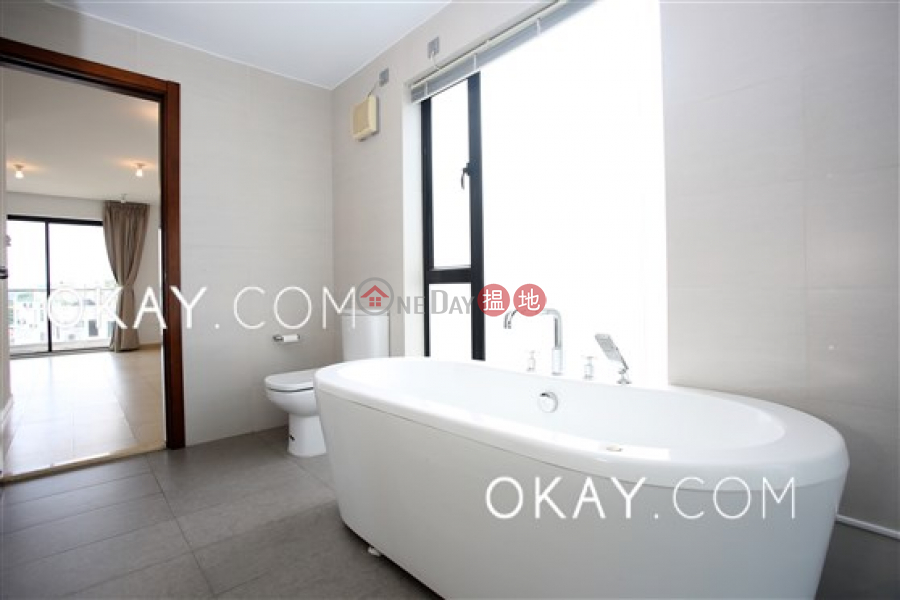 Property Search Hong Kong | OneDay | Residential Rental Listings | Stylish house with rooftop, balcony | Rental