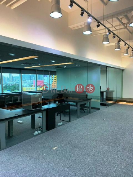 HK$ 110,432/ month | Billion Centre Block B | Kwun Tong District | Seaview offices in Billion Center, Kowloon Bay for letting