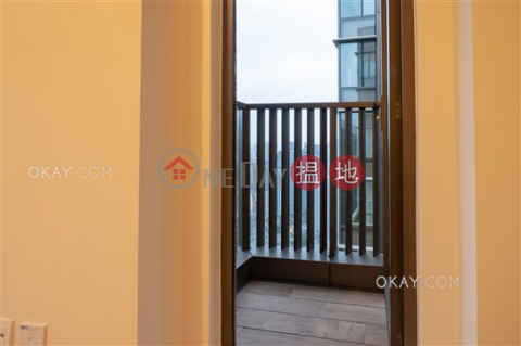 Tasteful 3 bedroom on high floor with balcony | Rental|Island Garden Tower 2(Island Garden Tower 2)Rental Listings (OKAY-R317260)_0