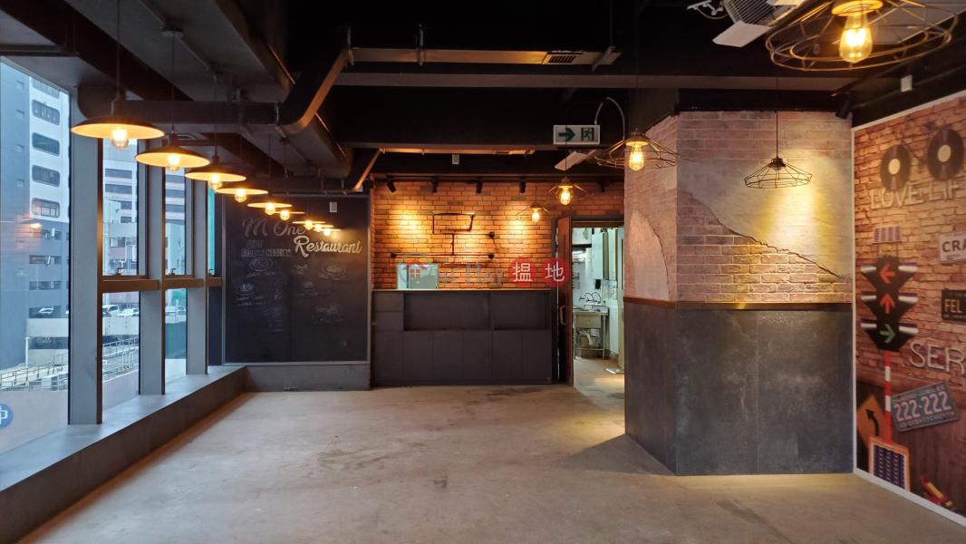 香港搵樓|租樓|二手盤|買樓| 搵地 | 寫字樓/工商樓盤|出租樓盤現餐廳裝修, 有少量廚房用具, 免頂手