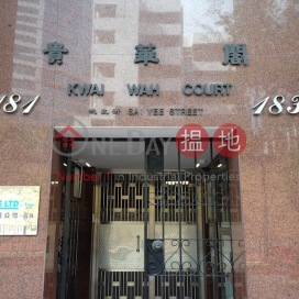 Kwai Wah Court ,Prince Edward, Kowloon