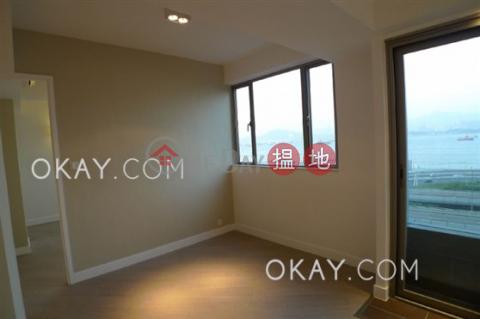 Rare 2 bedroom with harbour views & balcony | Rental|Richwealth Mansion(Richwealth Mansion)Rental Listings (OKAY-R286971)_0