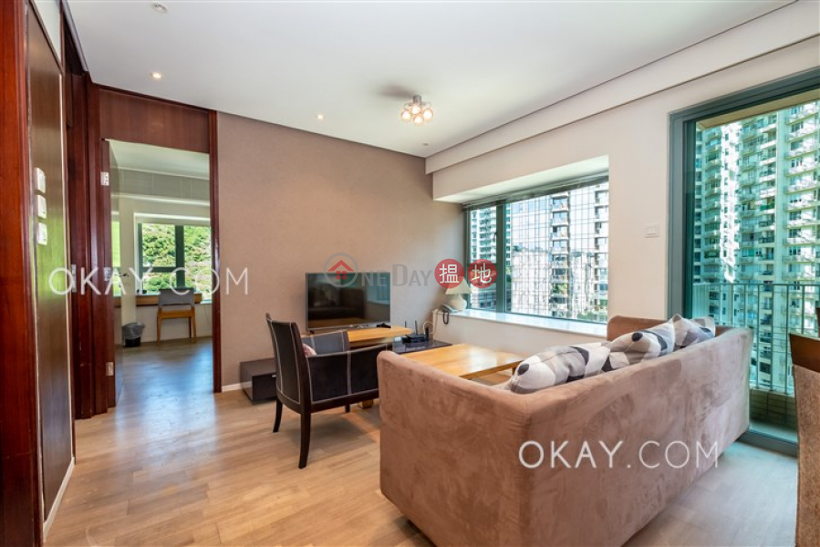 Nicely kept 2 bedroom with balcony | Rental | 50A-C Tai Hang Road | Wan Chai District Hong Kong | Rental, HK$ 43,000/ month