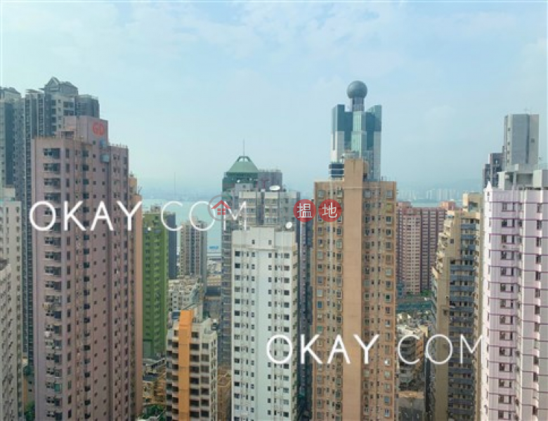 HK$ 13.8M, The Summa, Western District, Luxurious 1 bedroom with balcony | For Sale