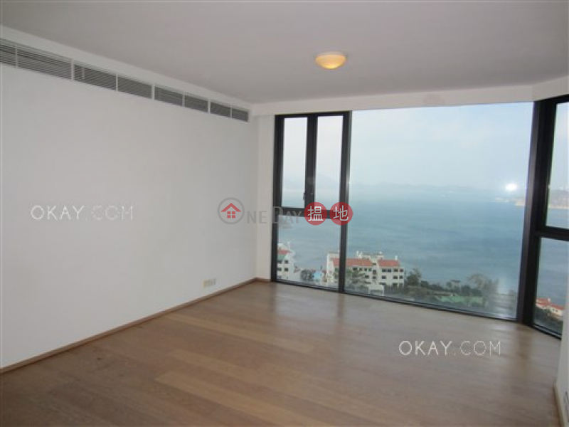 HK$ 105M Belgravia Southern District Unique 4 bedroom on high floor with sea views & balcony | For Sale