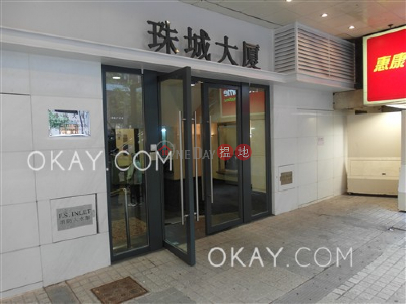 Popular 2 bedroom with terrace | Rental, Pearl City Mansion 珠城大廈 Rental Listings | Wan Chai District (OKAY-R324294)