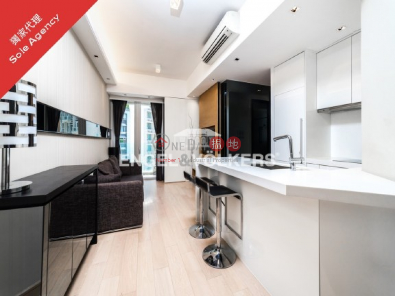 HK$ 30,000/ 月干德道38號The ICON|中區|Modern Fully Furnished Apartment in The Icon