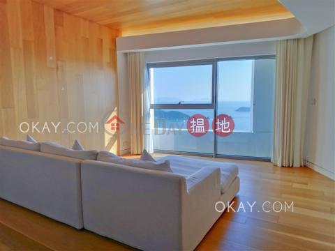 Exquisite 4 bed on high floor with sea views & balcony   Rental Block 1 ( De Ricou) The Repulse Bay(Block 1 ( De Ricou) The Repulse Bay)Rental Listings (OKAY-R286880)_0