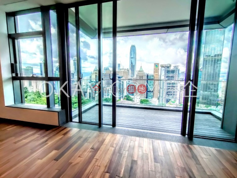 HK$ 280,000/ month Caine Terrace   Eastern District   Stylish 3 bed on high floor with harbour views   Rental