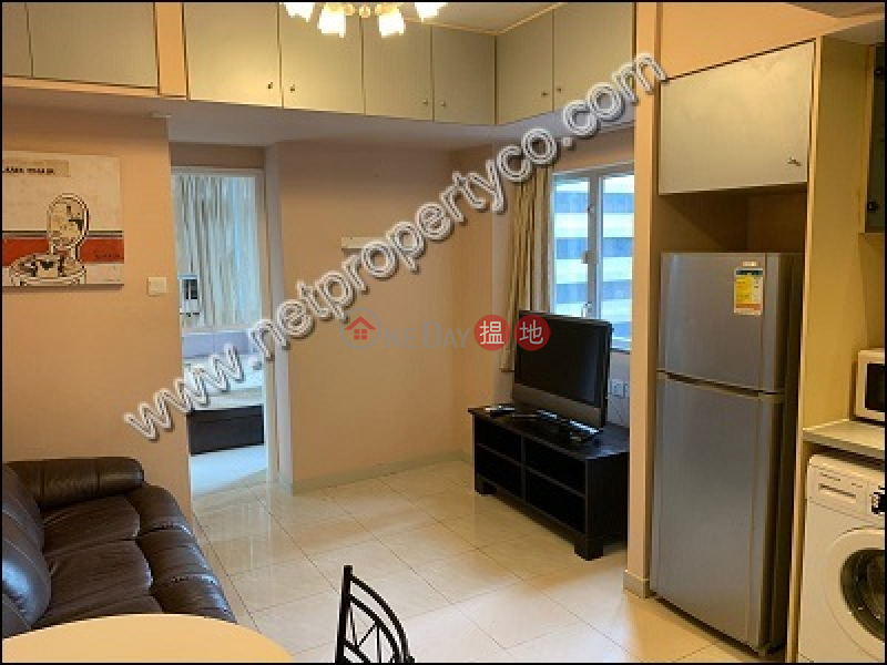 Property Search Hong Kong | OneDay | Residential | Rental Listings, Furnished high-floor flat for rent in Wan Chai