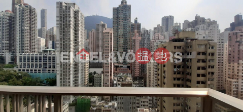 3 Bedroom Family Flat for Rent in Sai Ying Pun Island Crest Tower 1(Island Crest Tower 1)Rental Listings (EVHK89970)_0
