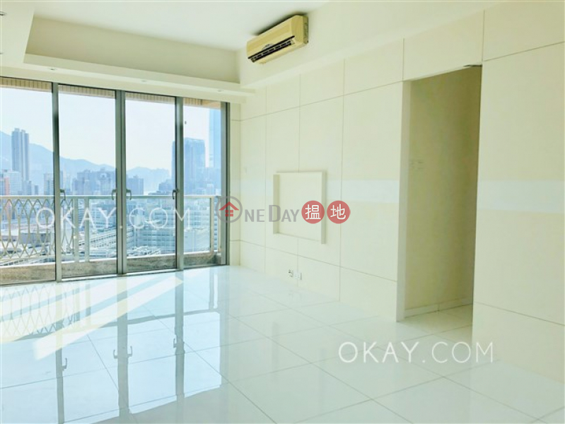 Luxurious 3 bedroom with balcony | For Sale | Parc Palais Tower 7 君頤峰7座 Sales Listings