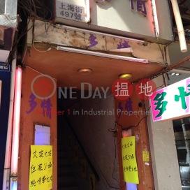 497 Shanghai Street,Mong Kok, Kowloon