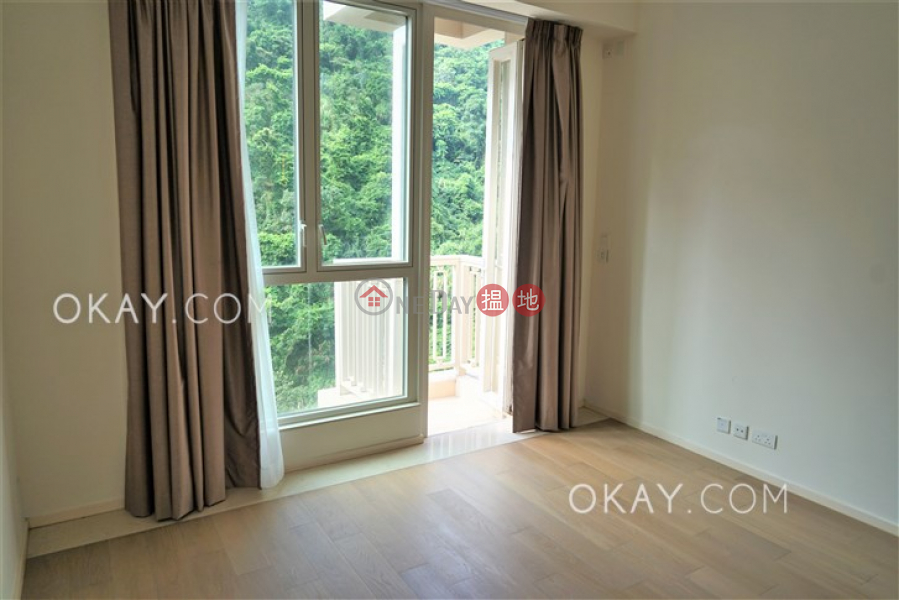 Stylish 3 bedroom with balcony | Rental, The Morgan 敦皓 Rental Listings | Western District (OKAY-R313739)