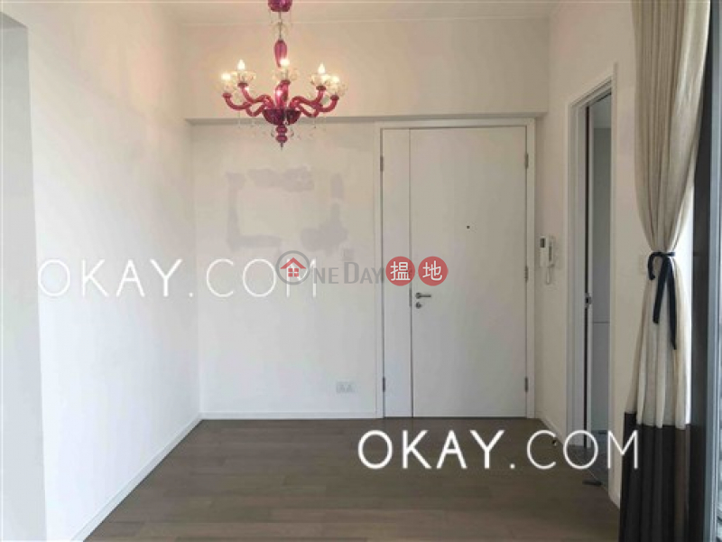 Charming 2 bedroom on high floor with balcony & parking   For Sale   The Warren 瑆華 Sales Listings