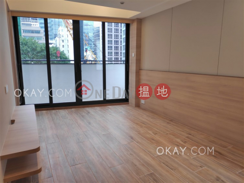 Charming 1 bedroom with balcony | Rental|Central District34-36 Gage Street(34-36 Gage Street)Rental Listings (OKAY-R368973)_0