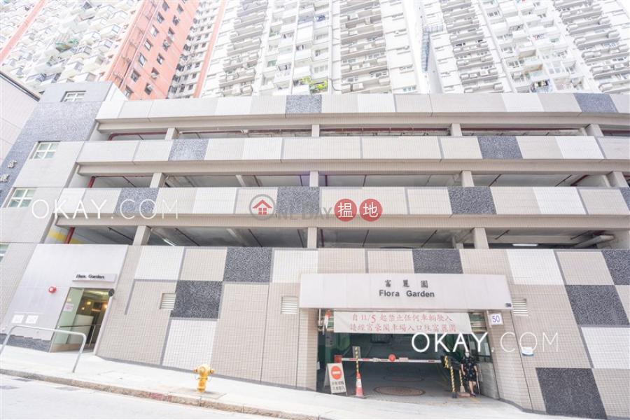 香港搵樓 租樓 二手盤 買樓  搵地   住宅-出租樓盤-2房2廁,實用率高,極高層,連車位《富麗園出租單位》