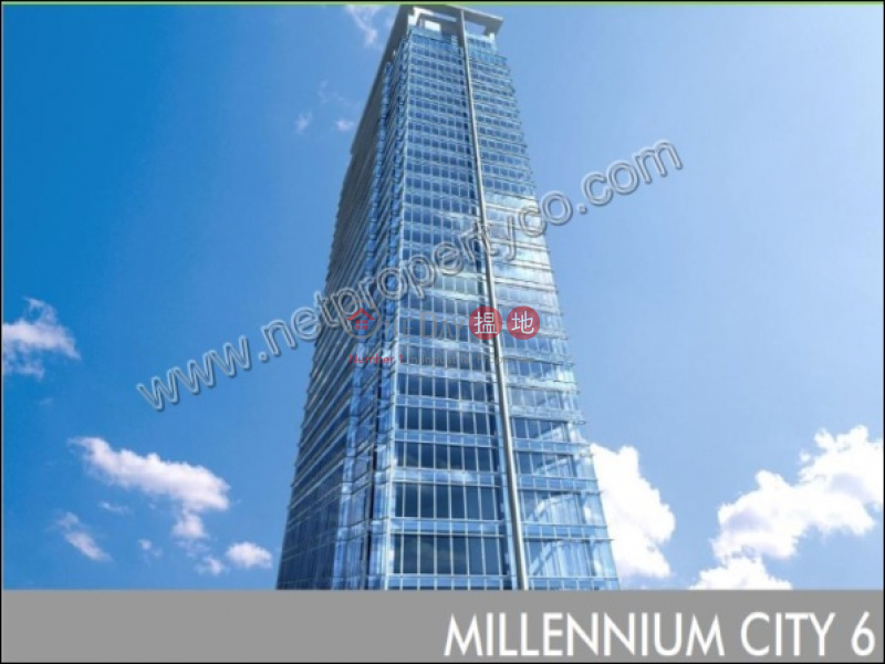 Prime Office for Rent, Millennium City 6 創紀之城六期 Rental Listings | Kwun Tong District (A052926)