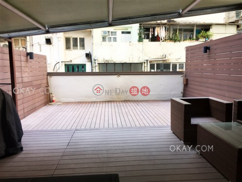 Property Search Hong Kong   OneDay   Residential, Rental Listings Cozy studio with terrace   Rental