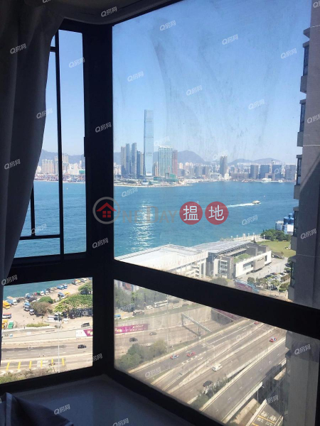 Property Search Hong Kong   OneDay   Residential   Rental Listings Connaught Garden Block 1   1 bedroom High Floor Flat for Rent