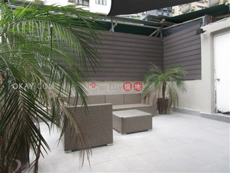 Unique 1 bedroom with rooftop | Rental, 13 Prince\'s Terrace 太子臺13號 Rental Listings | Western District (OKAY-R51603)