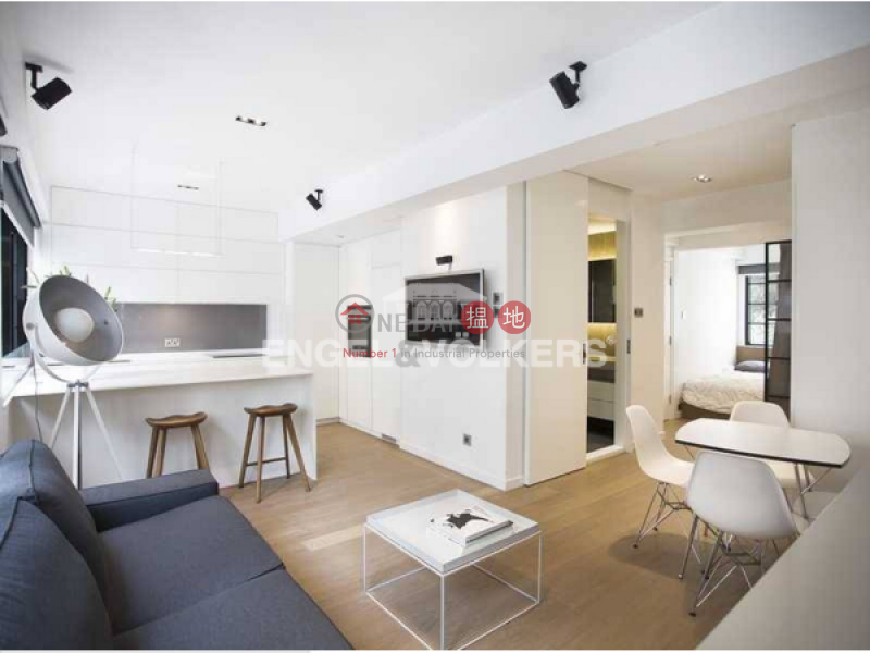 1 Bed Flat for Sale in Soho, 10 New Street 新街10號 Sales Listings | Central District (EVHK38229)