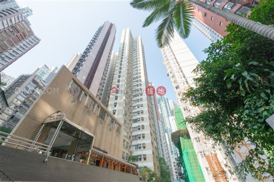 HK$ 13.3M | Floral Tower, Western District Unique 3 bedroom in Mid-levels West | For Sale