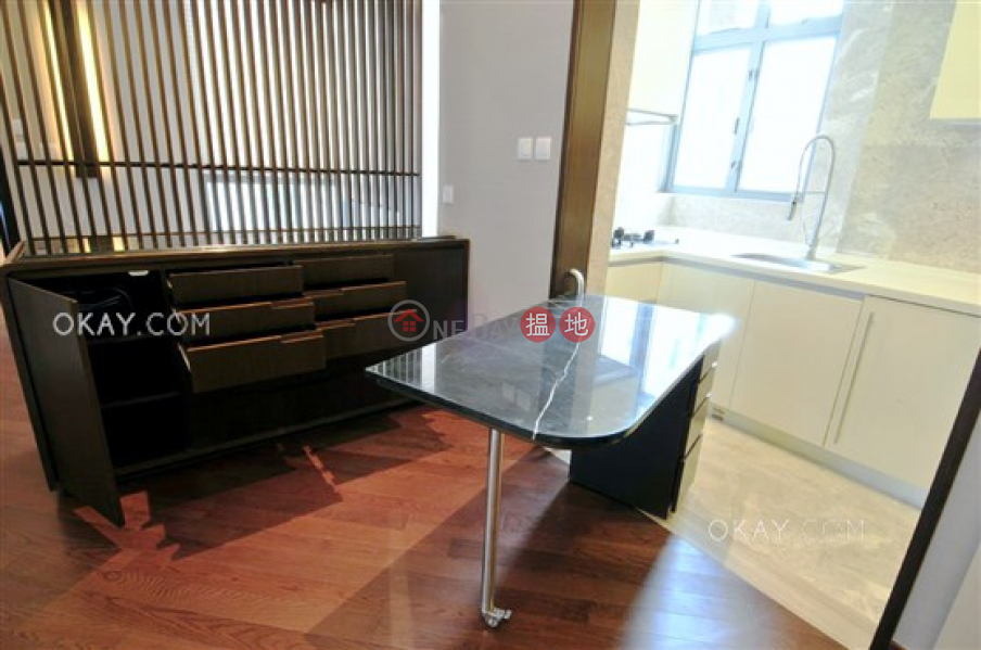 Gorgeous 1 bedroom with balcony | For Sale | One Pacific Heights 盈峰一號 Sales Listings