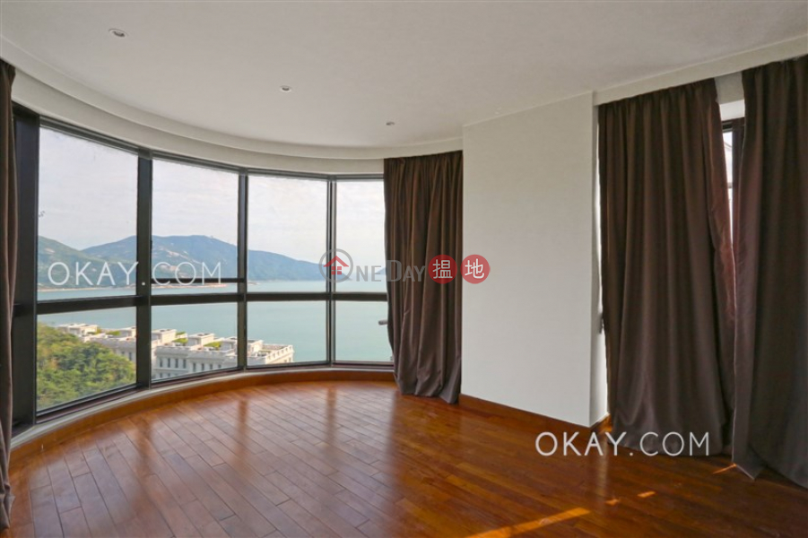 HK$ 69,000/ month Pacific View Southern District Luxurious 3 bedroom with sea views, balcony | Rental