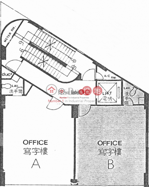 Property Search Hong Kong | OneDay | Office / Commercial Property, Rental Listings, Casueway Bay Office (above MTR station)