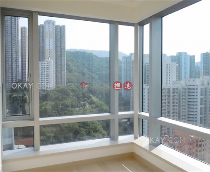 HK$ 26,000/ month Island Residence Eastern District, Intimate 2 bedroom on high floor with balcony | Rental