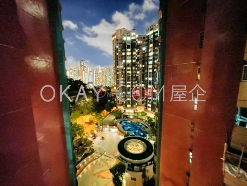 HK$ 24M, King\'s Park Villa Block 1, Yau Tsim Mong, Rare 3 bedroom with parking | For Sale