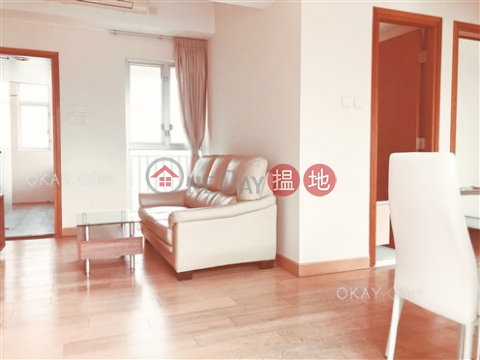 Elegant 3 bedroom with balcony | Rental|Yau Tsim MongGRAND METRO(GRAND METRO)Rental Listings (OKAY-R317032)_0