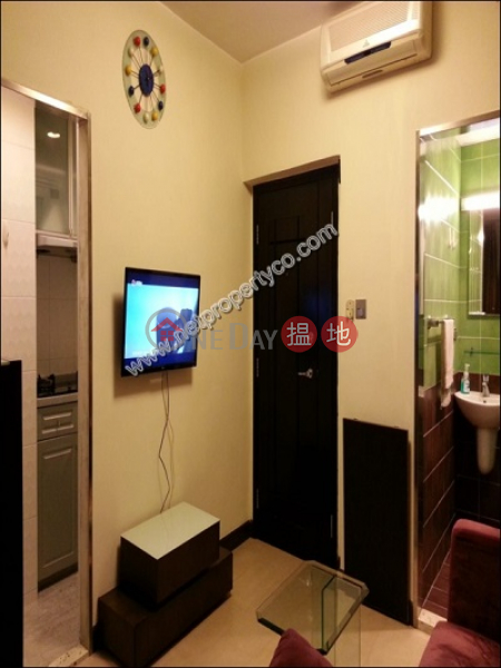 Property Search Hong Kong | OneDay | Residential Rental Listings | Furnished studio flat for rent in Sai Wan