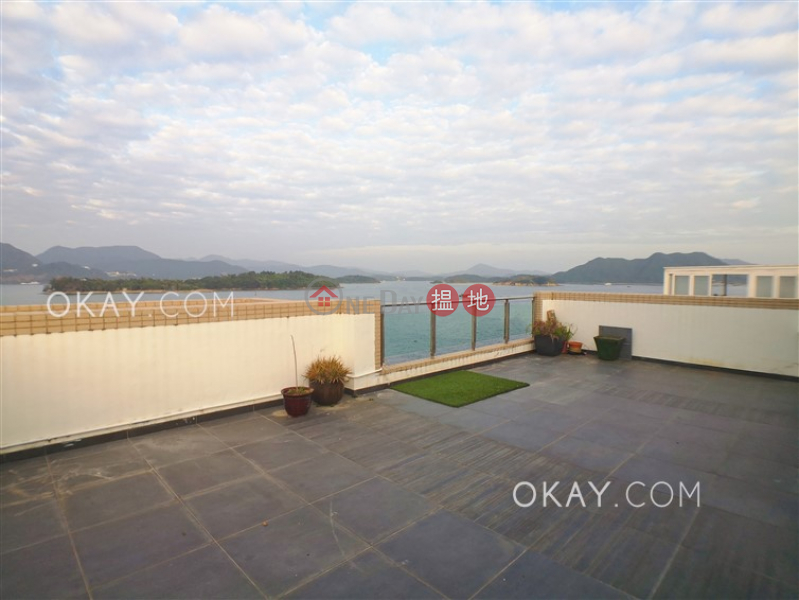 HK$ 55,000/ month, Block 12 Costa Bello | Sai Kung, Gorgeous 3 bed on high floor with sea views & rooftop | Rental
