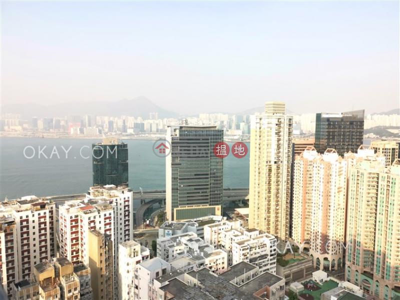 2房2廁,極高層,星級會所,可養寵物《柏蔚山 3座出租單位》-1繼園街   東區 香港 出租HK$ 39,500/ 月