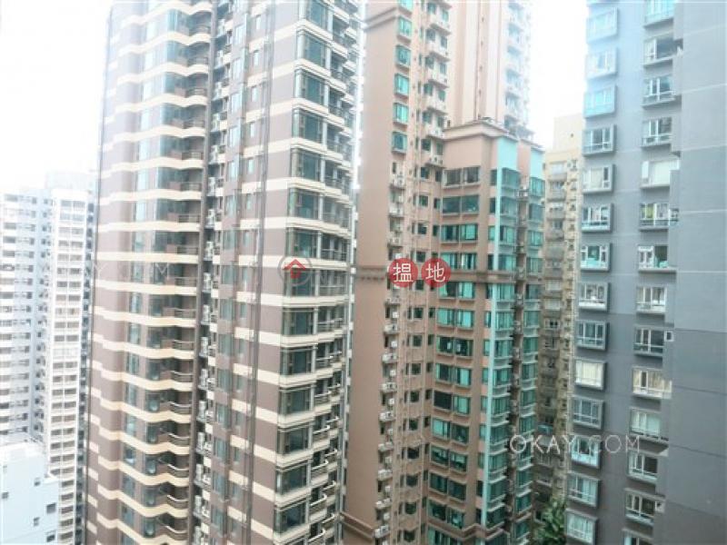 Elegant 3 bedroom with balcony | Rental, Garfield Mansion 嘉輝大廈 Rental Listings | Western District (OKAY-R94292)