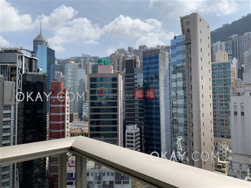 Property Search Hong Kong | OneDay | Residential | Rental Listings Stylish 3 bedroom with balcony | Rental