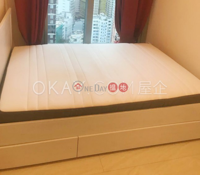 Rare 1 bedroom on high floor with balcony | For Sale | 38 Western Street | Western District, Hong Kong | Sales HK$ 11M