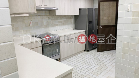 Lovely 4 bedroom with balcony & parking | Rental|Parkview Heights Hong Kong Parkview(Parkview Heights Hong Kong Parkview)Rental Listings (OKAY-R9683)_0