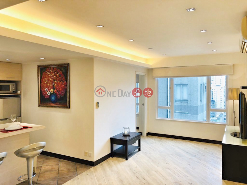 IFC view, walking distance to Central, flat for rent Central Mid-levels | Avon Court 雅苑 Rental Listings