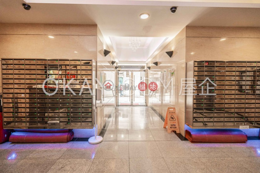 HK$ 8.1M | Rich View Terrace, Central District | Unique 1 bedroom in Sheung Wan | For Sale
