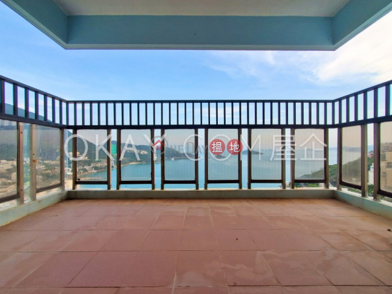 Efficient 4 bedroom with sea views, balcony | Rental | 101 Repulse Bay Road | Southern District Hong Kong, Rental | HK$ 100,000/ month