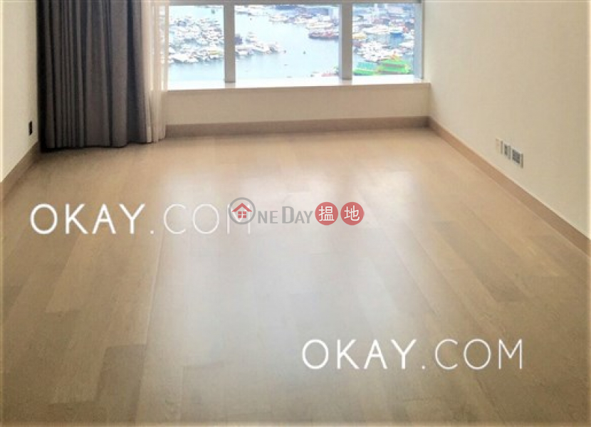 HK$ 72,000/ month, Marinella Tower 1 | Southern District, Luxurious 3 bed on high floor with sea views & balcony | Rental