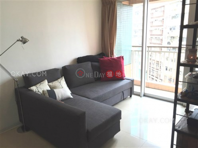 Cozy 2 bedroom with balcony | For Sale, Princeton Tower 普頓臺 Sales Listings | Western District (OKAY-S113086)
